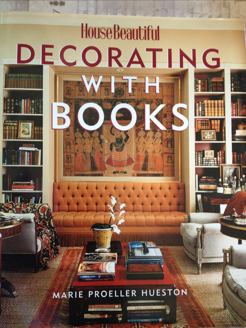Decorating With Books Ted Kennedy Watson